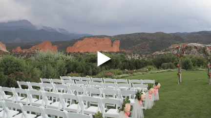 Weddings of the Rockies